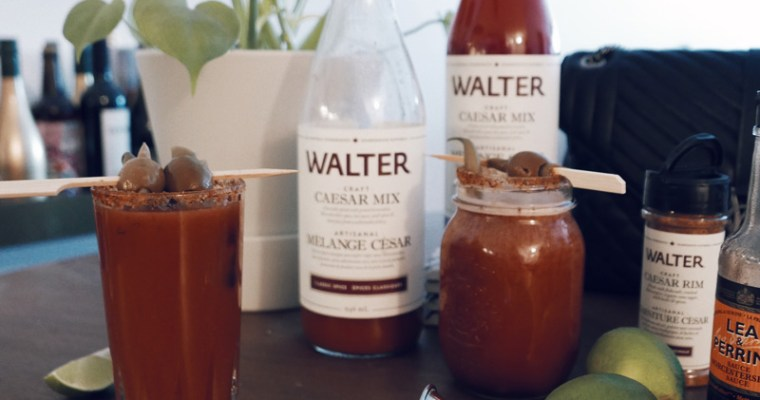 BEST CLASSIC CAESAR MIX RECIPE | Walter Craft Caesar