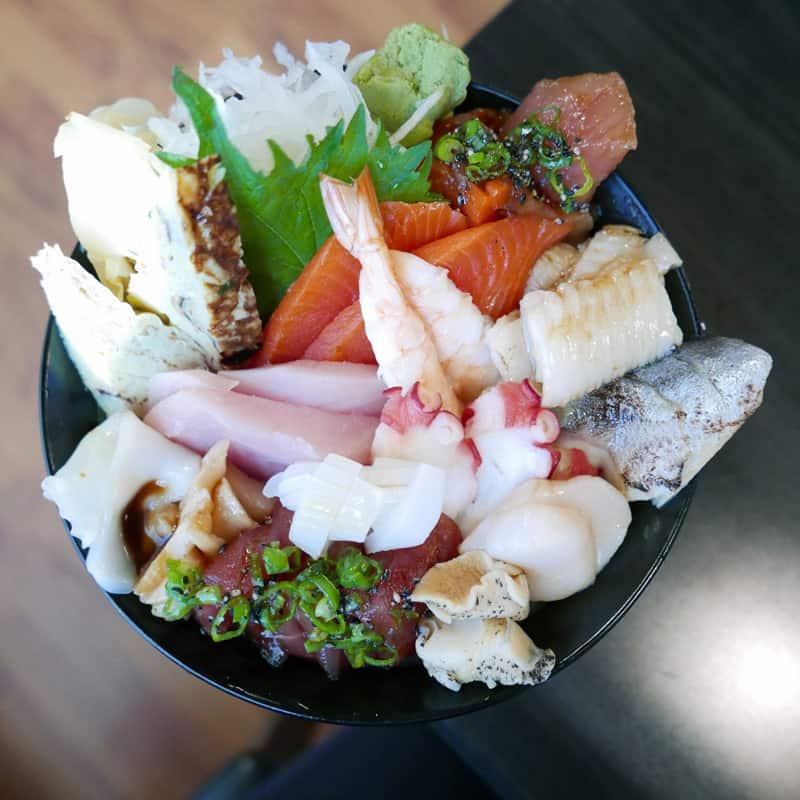 Sushi K Kamizato Port Coquitlam