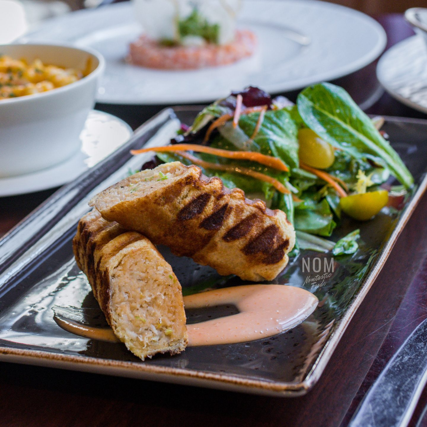 Nob Hill Club: American Food With Sophistication - Nomtastic Foods