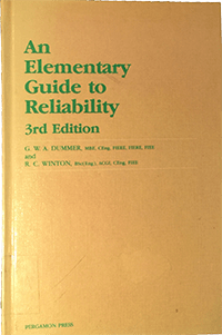 Cover of An Elementary Guide to Reliability