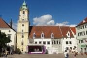 Minhas Impressões sobre Bratislava, Eslováquia