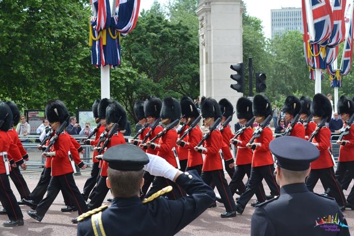 passeio a pé pelo centro de Londres