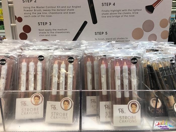 onde comprar cosmeticos em londres