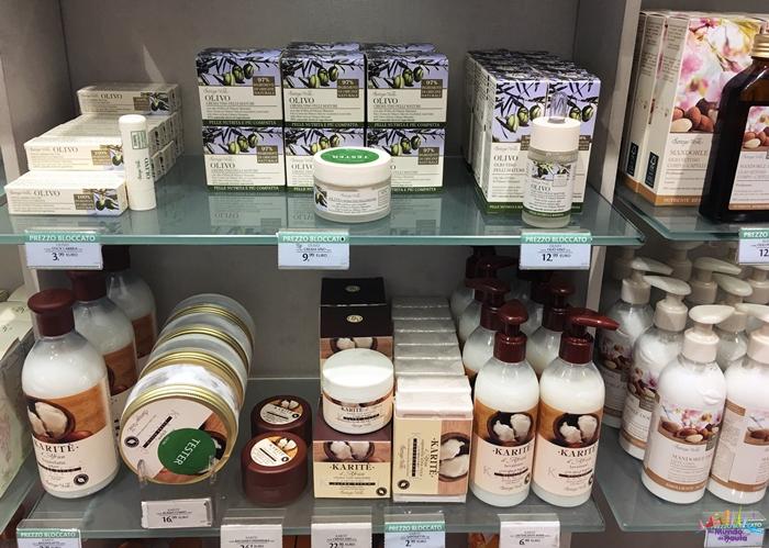 onde comprar cosméticos na itália