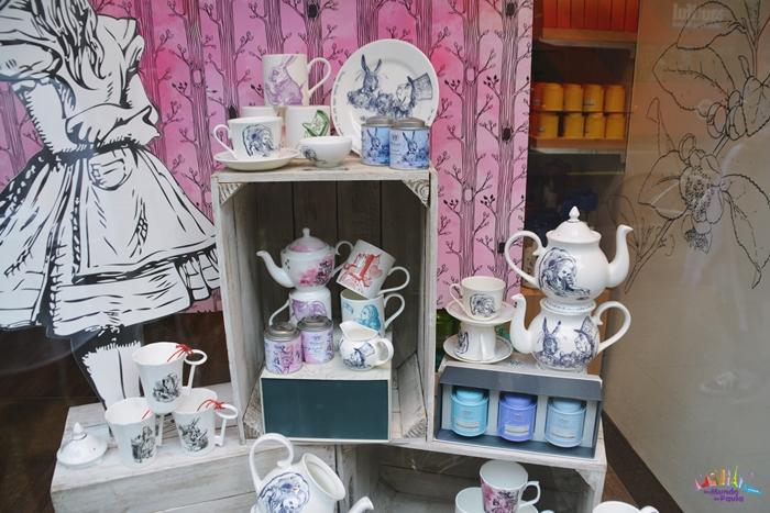 onde comprar chá em londres