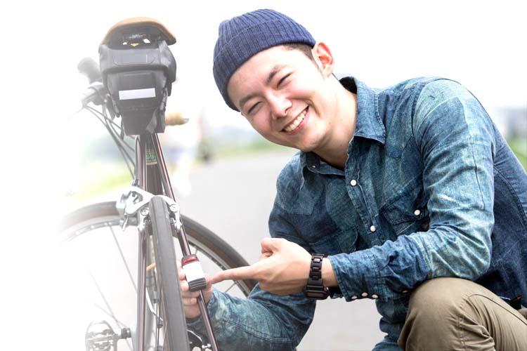自転車購入特典