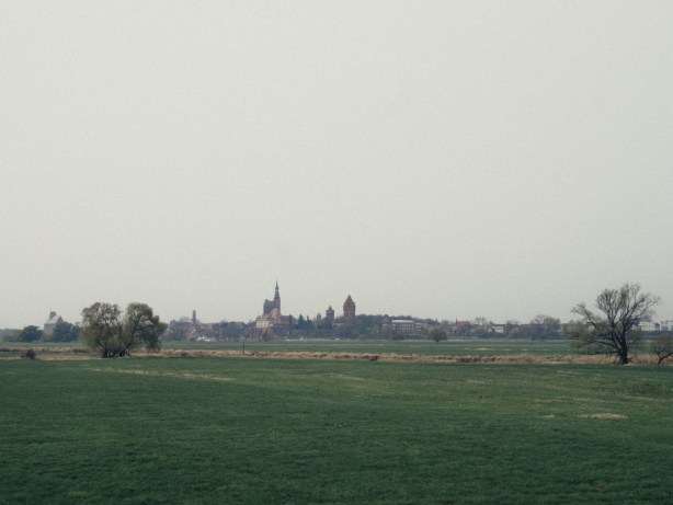 The view from the Elbe