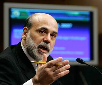 Ben Bernanke is pro-whitey