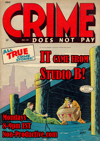 It Came From Studio B Comic