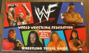 WWF Trivia Game