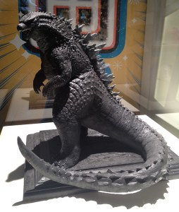 Our first look at the rubenesque new Godzilla.