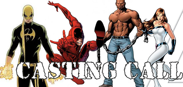 Marvel Casting Call