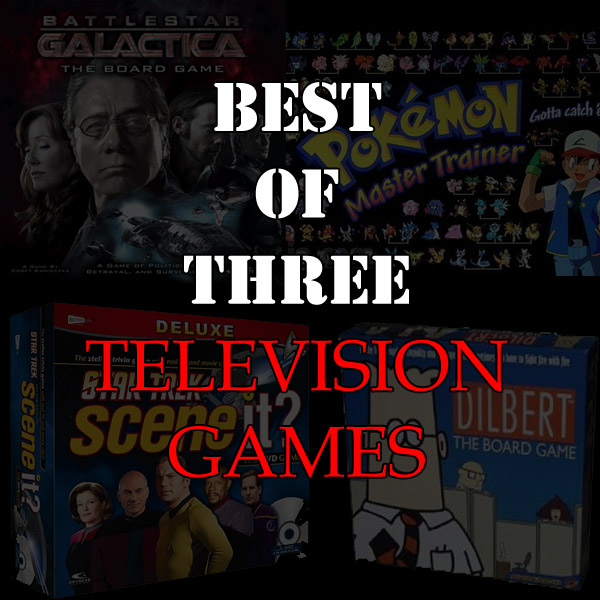 Best of Three - Television