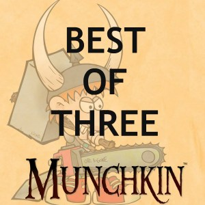 Best of Three - Munchkin