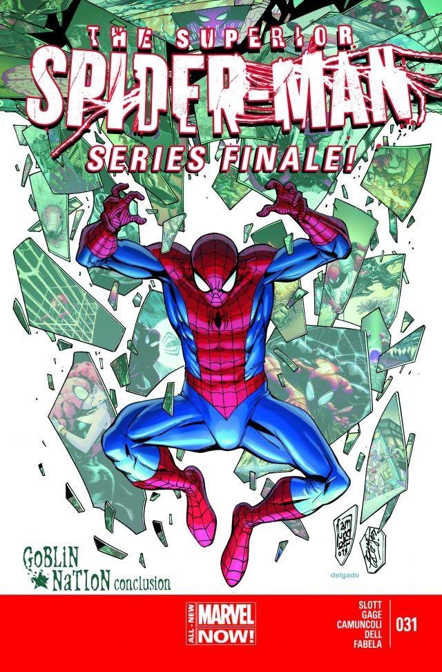 Superior Spider-Man Finale