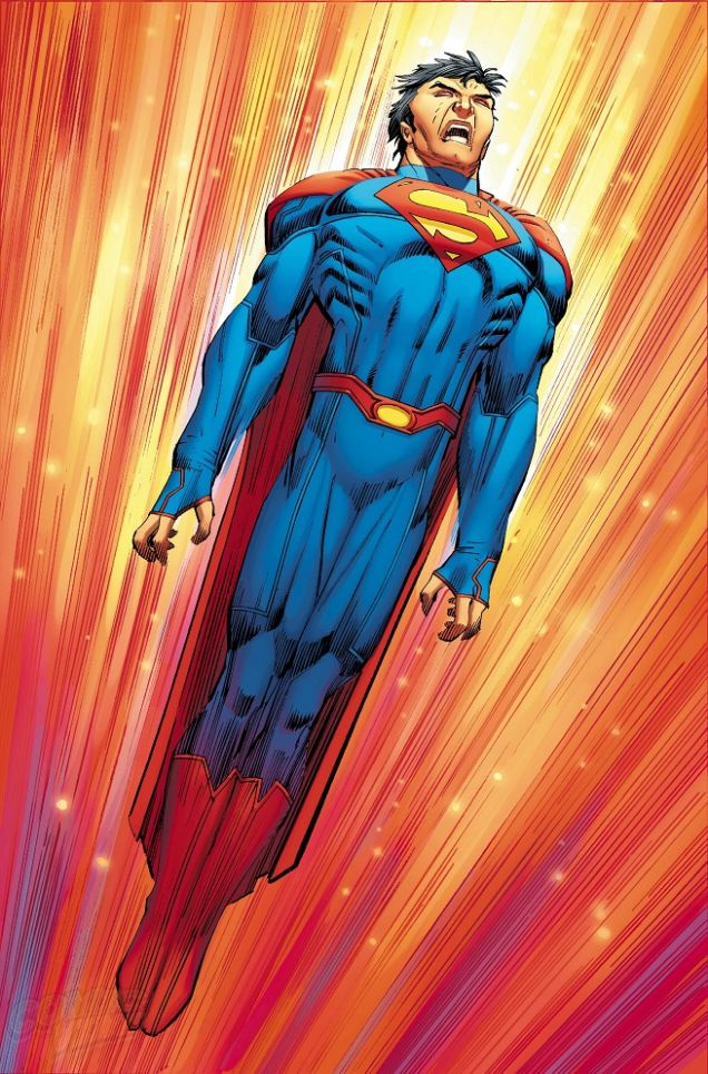 Superman's New Look
