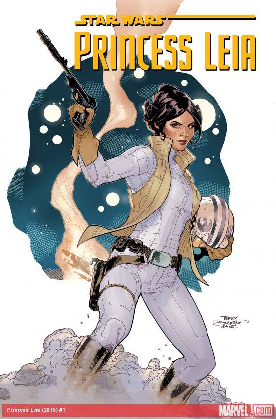 Princess Leia comic