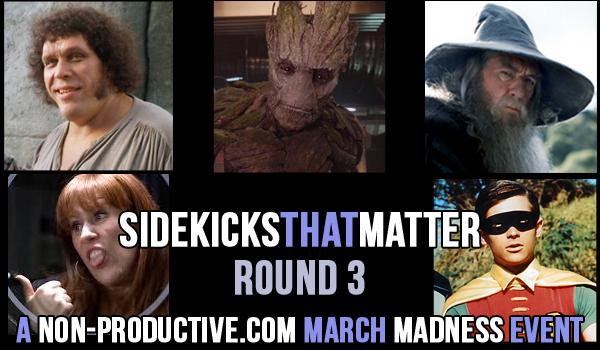 SidekicksThatMatter - Round 3