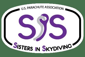 Sisters In Skydiving