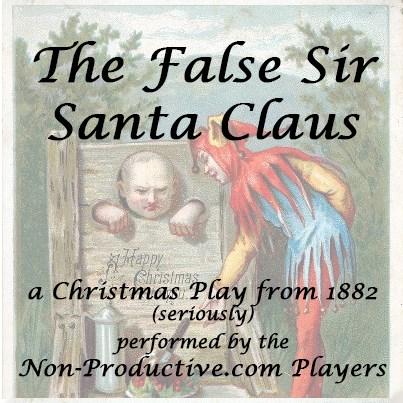 False Sir Santa Claus