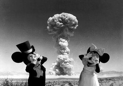Disney Explosion