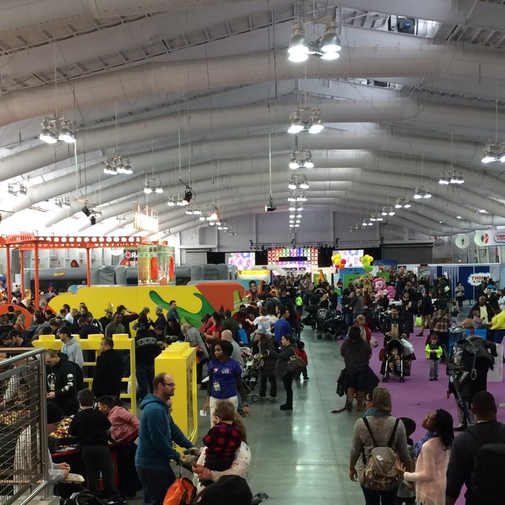 Katie Visits Toy Fair 2016 (14)