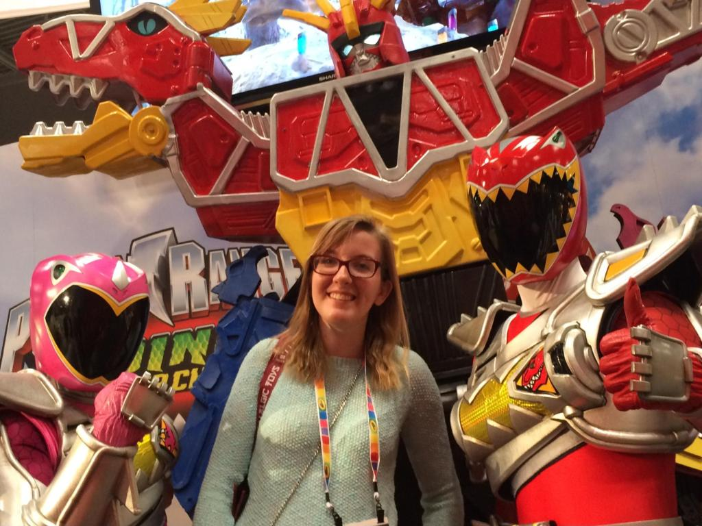 Katie Visits Toy Fair 2016 (8)