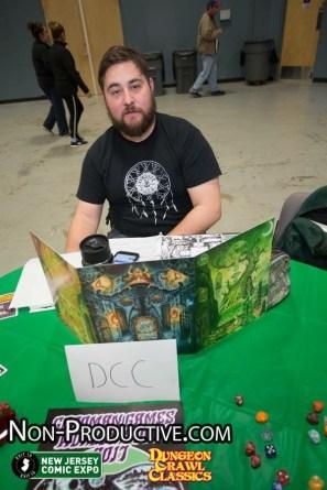 Non-Productive Presents Tabletop Gaming at NJCE (21)