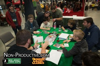 Non-Productive Presents Tabletop Gaming at NJCE (26)