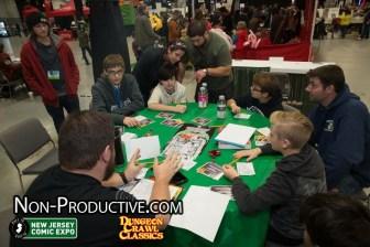Non-Productive Presents Tabletop Gaming at NJCE (26)