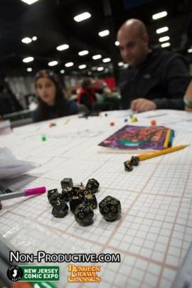 Non-Productive Presents Tabletop Gaming at NJCE (41)