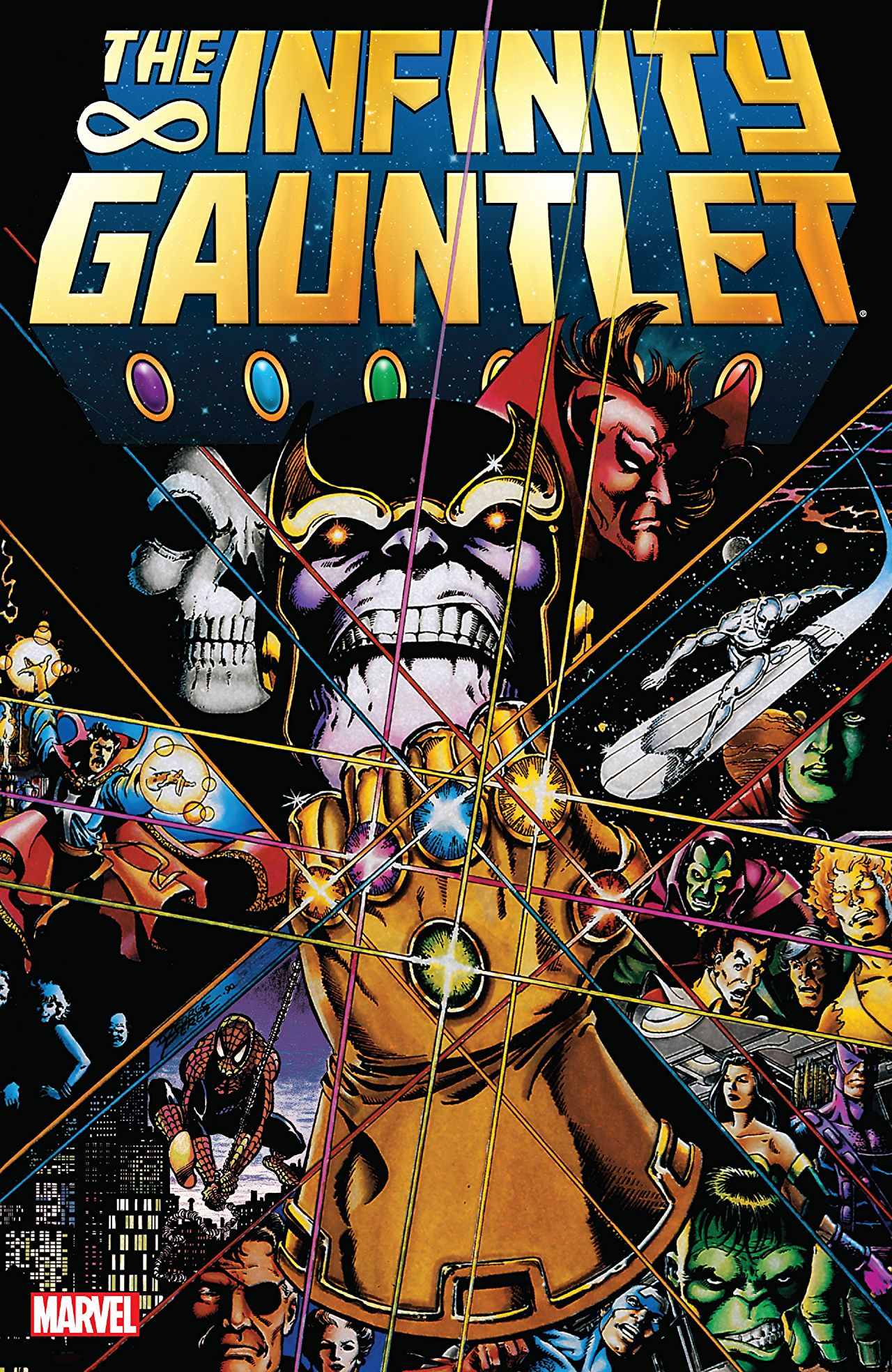 Near Mint – The Infinity Gauntlet