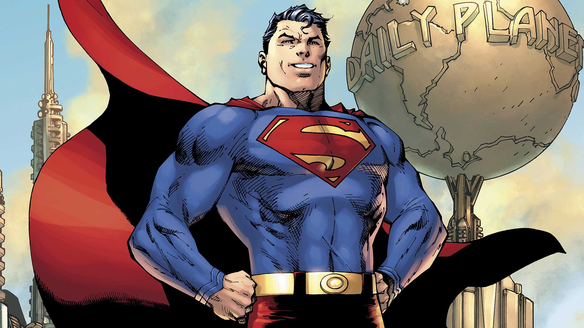 Near Mint – Superman Appreciation Month!