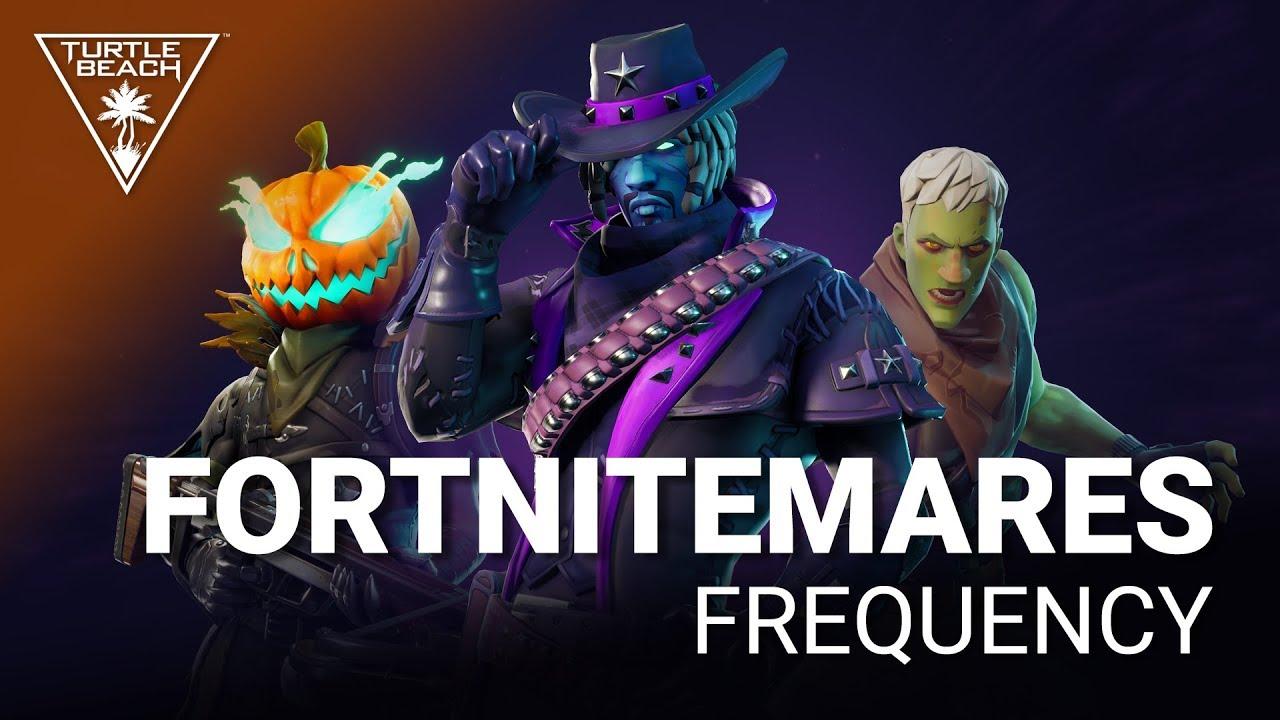 Bonus Round: Fortnitemares