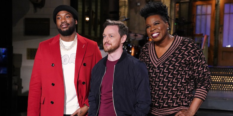 SNL Nerds – Episode17 – James McAvoy and Meek Mill
