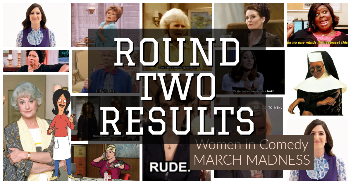 NonPro's Women in Comedy March Madness – Round Two Recap!