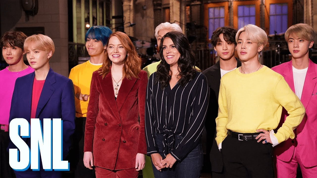 SNL Nerds – Episode 28 – Emma Stone and BTS