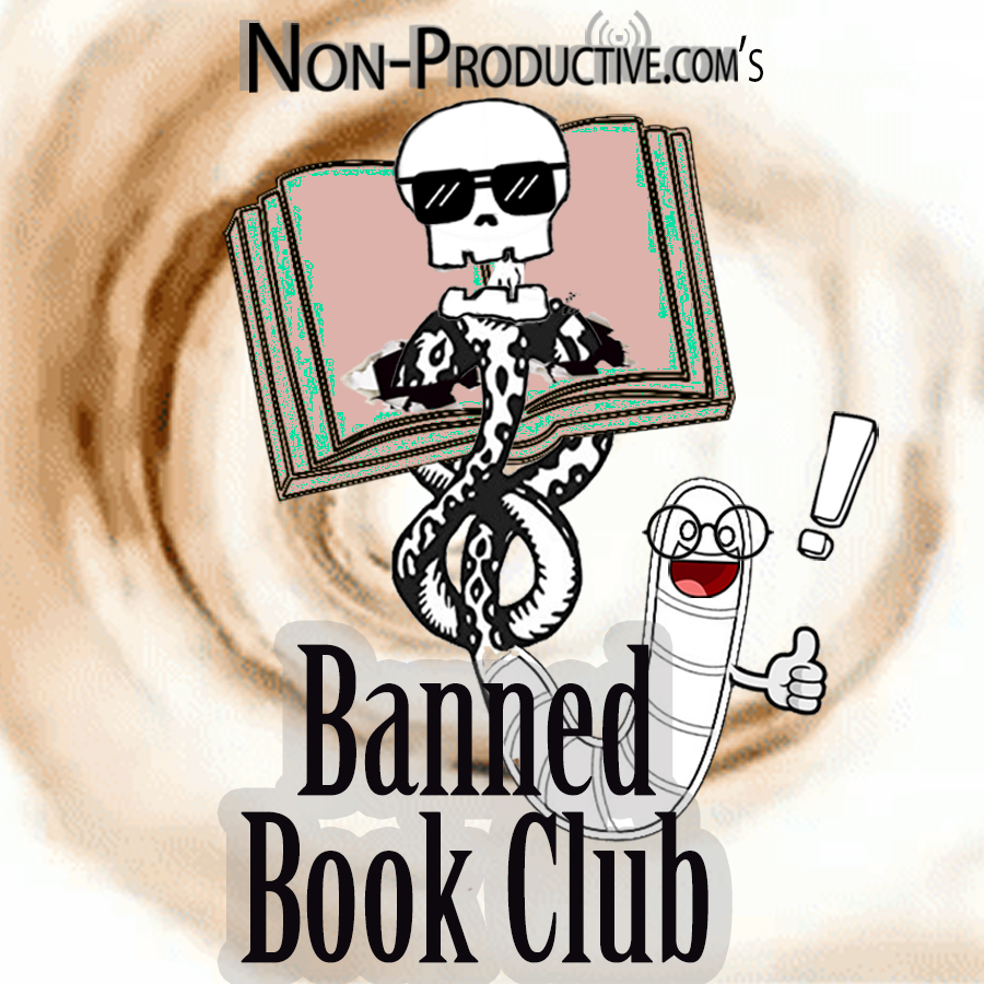 We're re-launching our Book Club podcast/series! 📚