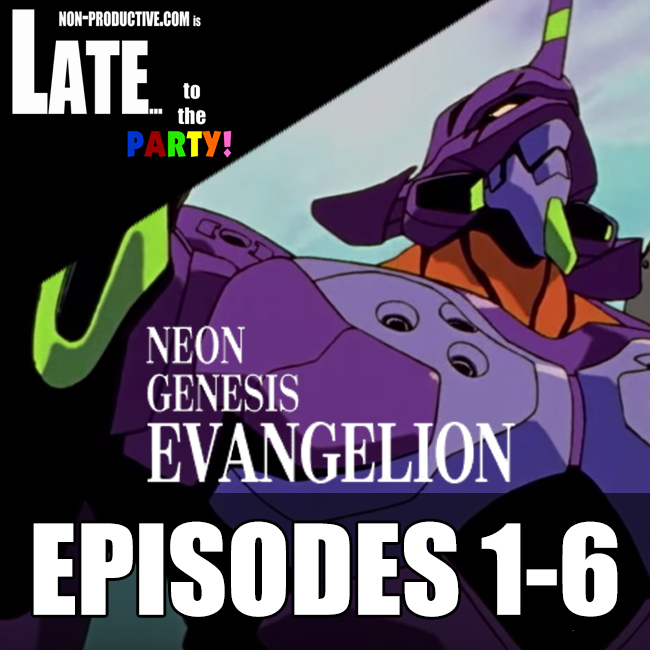 "Let's Rewatch ""Neon Genesis Evangelion"" – now on Netflix!"