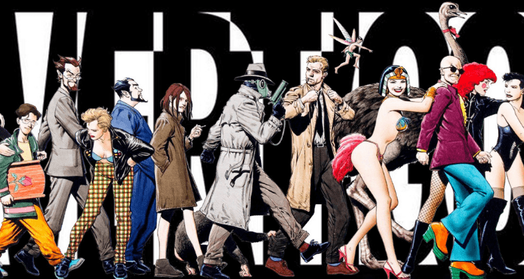 Near Mint – A Tribute to Vertigo Comics (1993-2019)