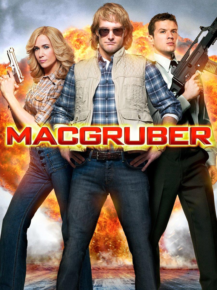 SNL Nerds – Episode 45 – MacGruber (2010)