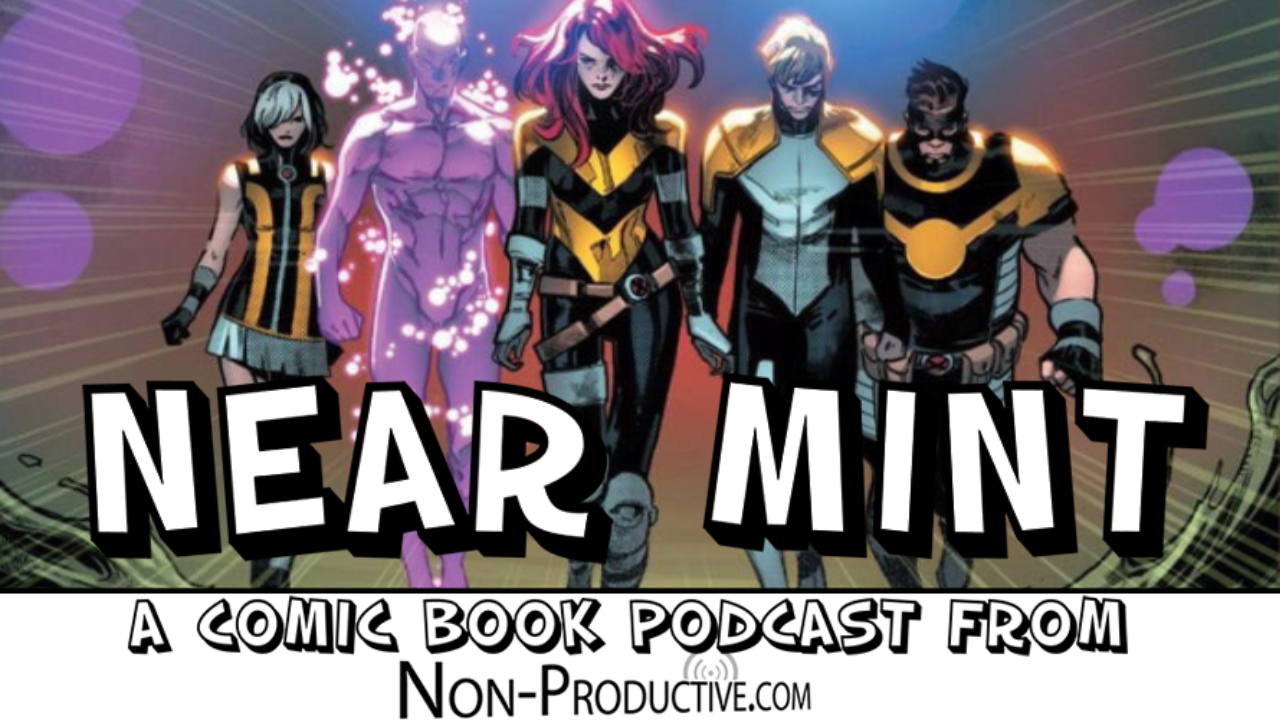 Near Mint – House of X #5 — Episode 9 of 12