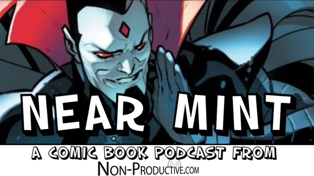 Near Mint – Powers of X #4 — Episode 8 of 12