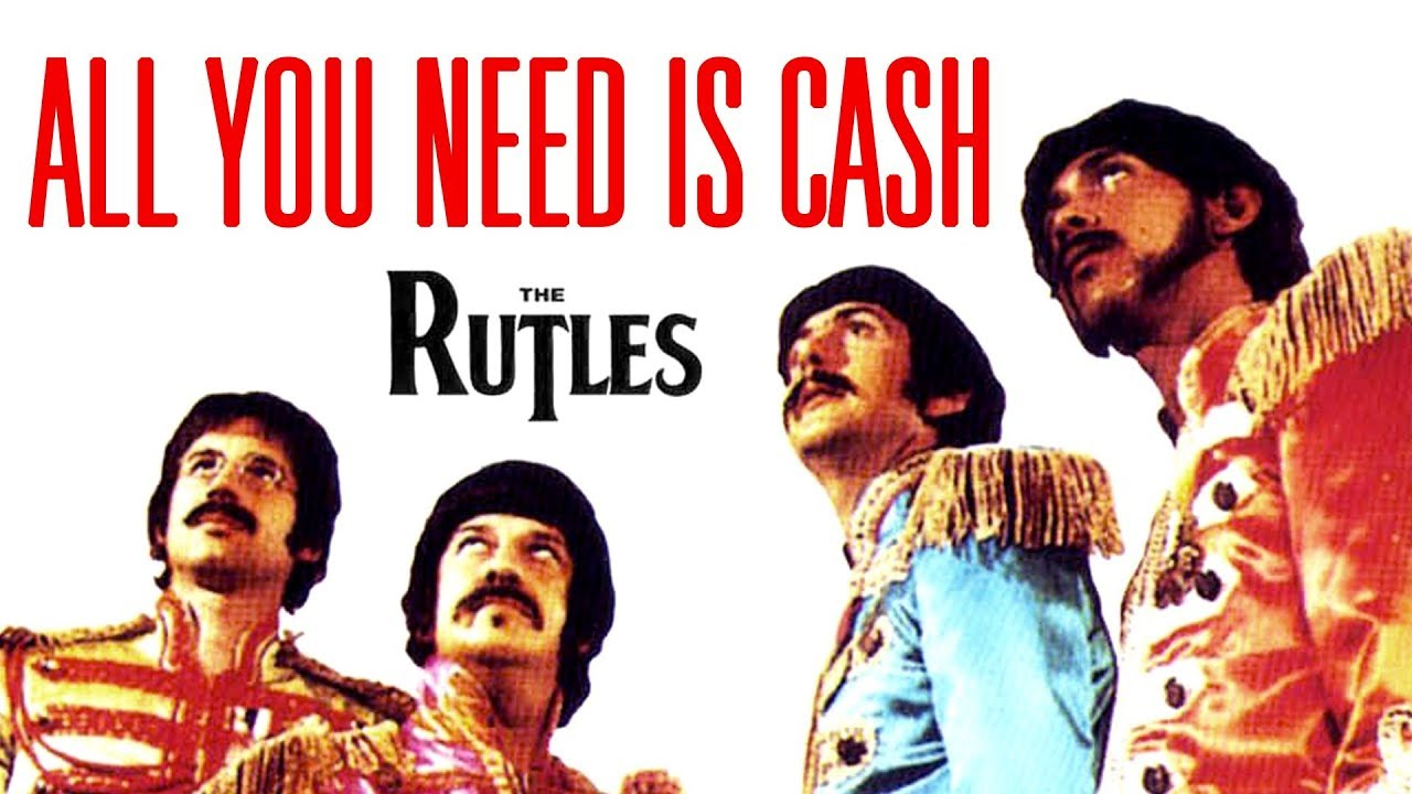 SNL Nerds – Episode 55 – The Rutles – All You Need Is Cash (1978)