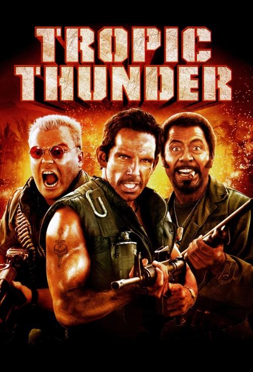 SNL Nerds – Episode 76 – Tropic Thunder (2008)