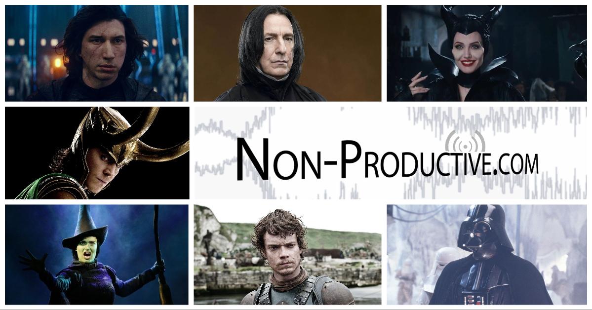 "NonPro takes on ""Villain Redemption"""