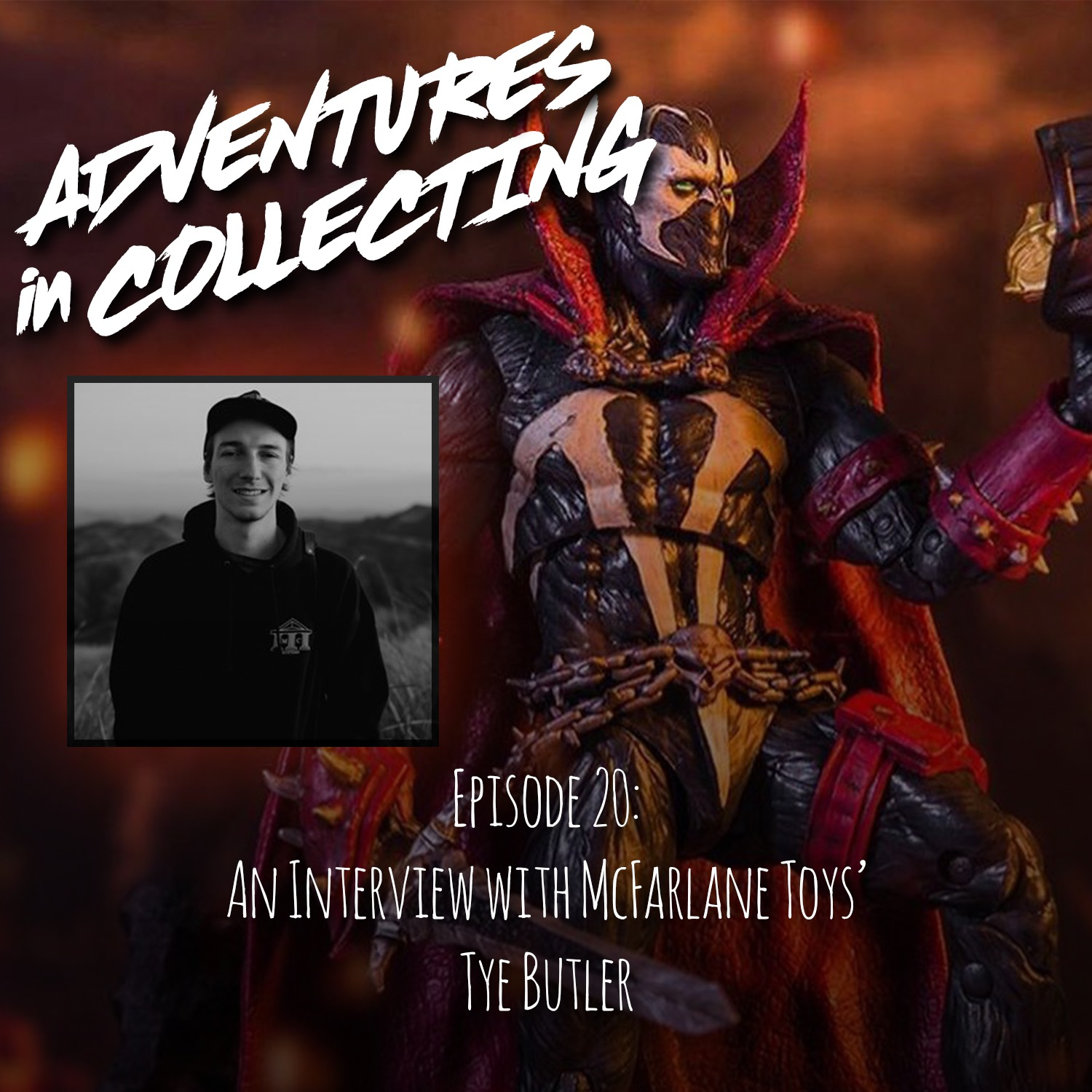 An Interview with McFarlane Toys' Tye Butler – Adventures in Collecting