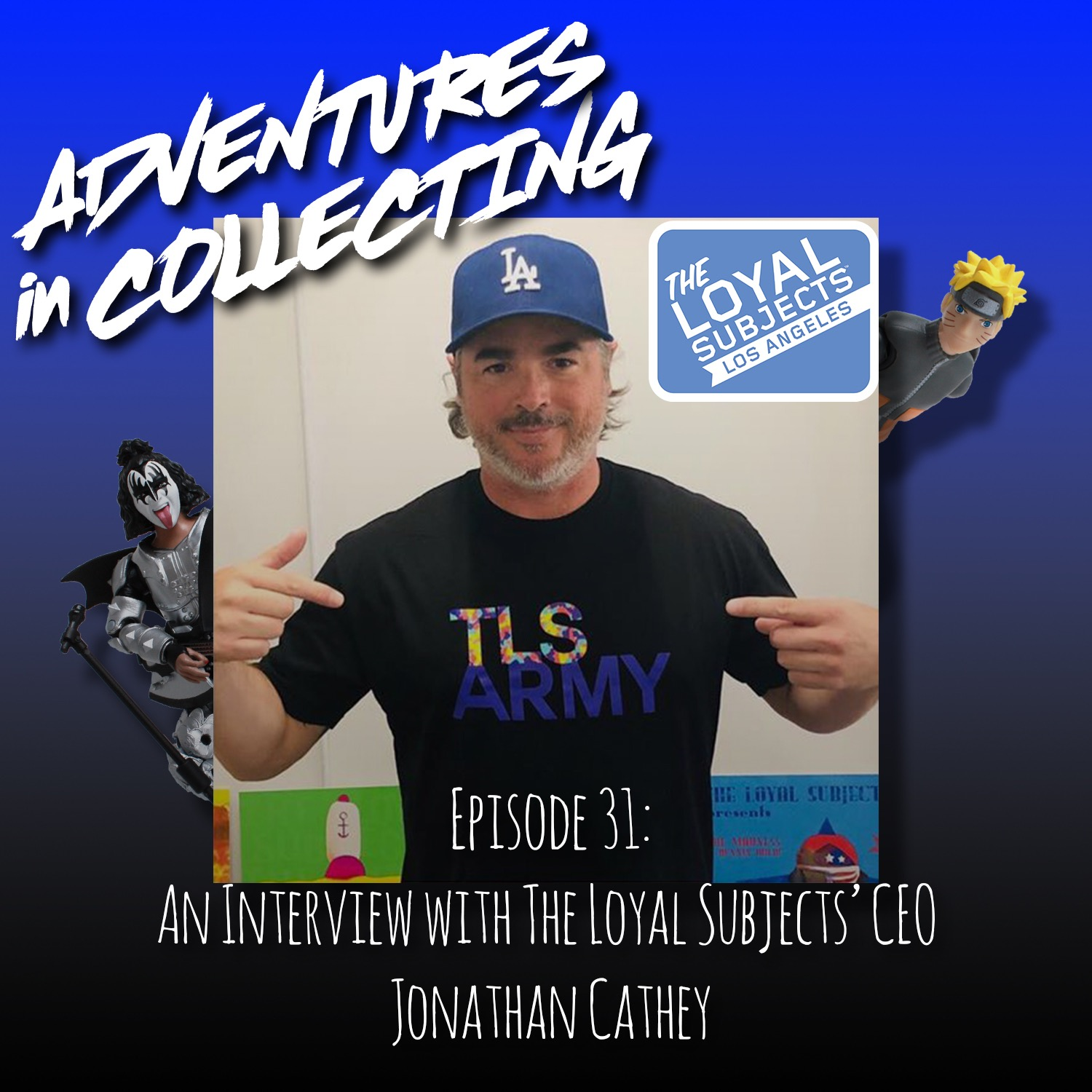 An Interview with The Loyal Subjects' CEO Jonathan Cathey – Adventures in Collecting