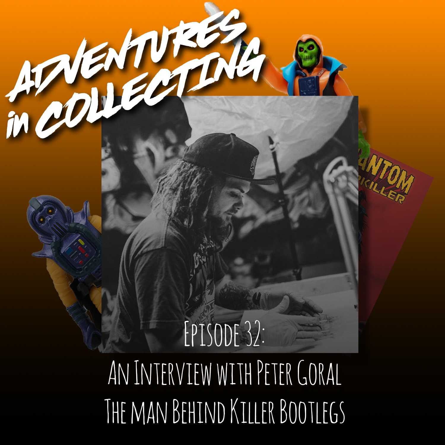 An Interview With Killer Bootlegs Creator Peter Goral – Adventures in Collecting