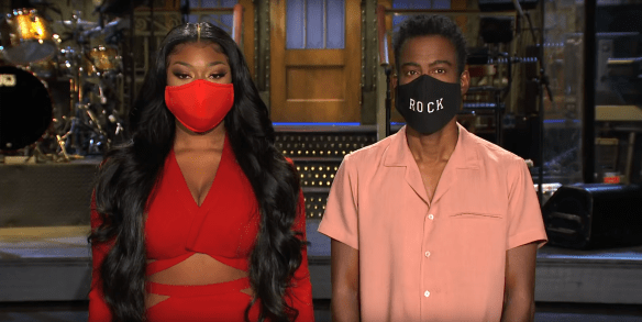 SNL Nerds – Episode 105 – Chris Rock and Megan Thee Stallion